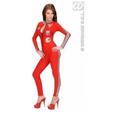 Formule 1 meisje kostuum