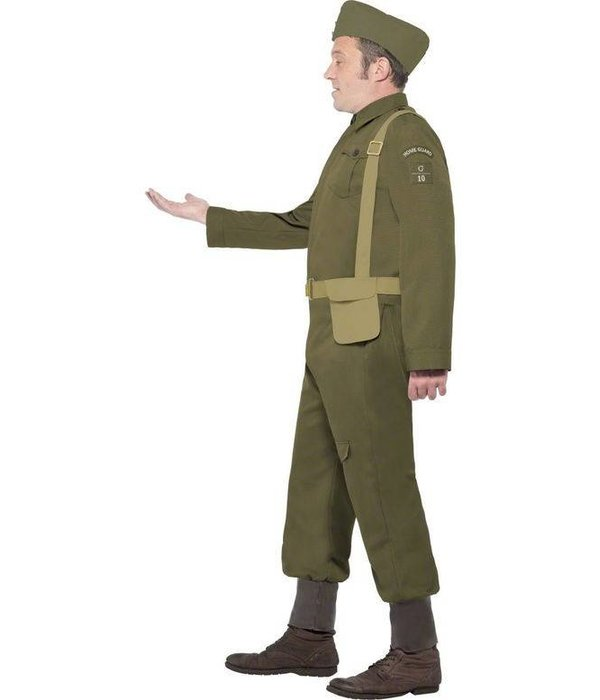 WW2 Home Guard leger kostuum