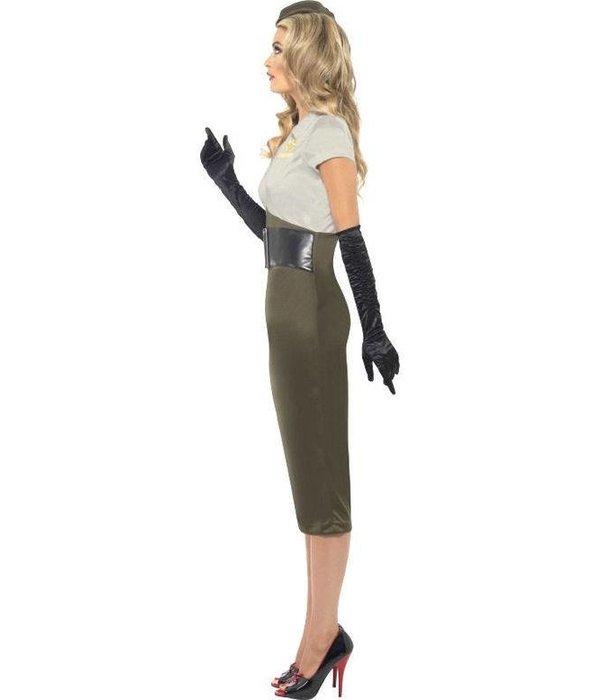 1940's Army girl kostuum