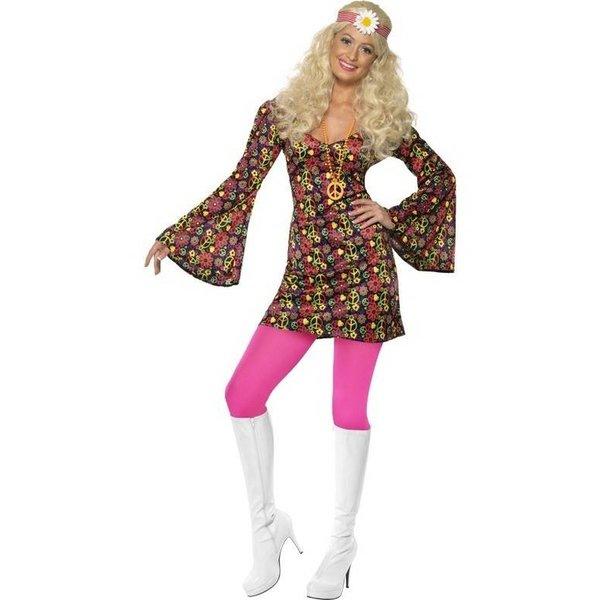 Hippie jurkje Scarlet