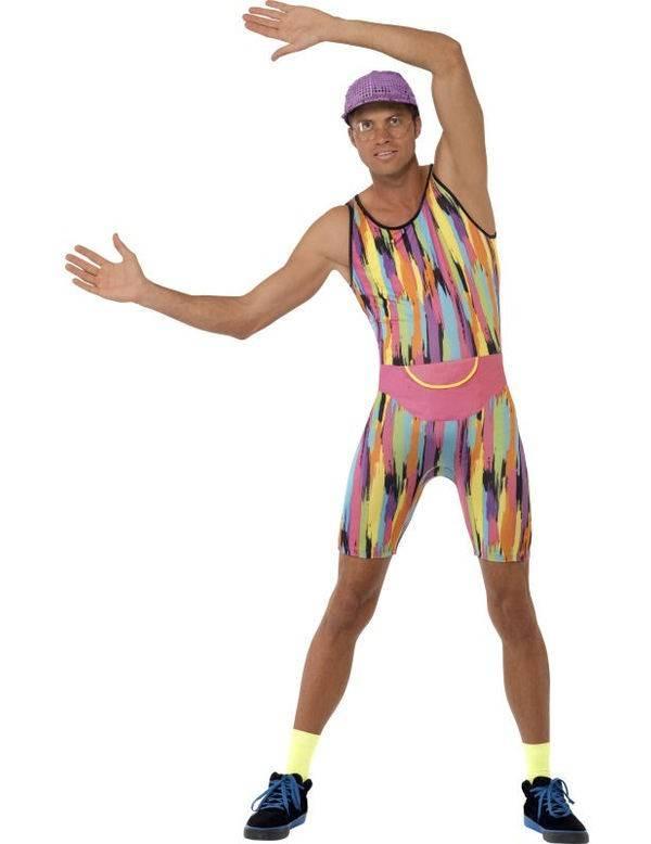 Zumba Halloween Costume