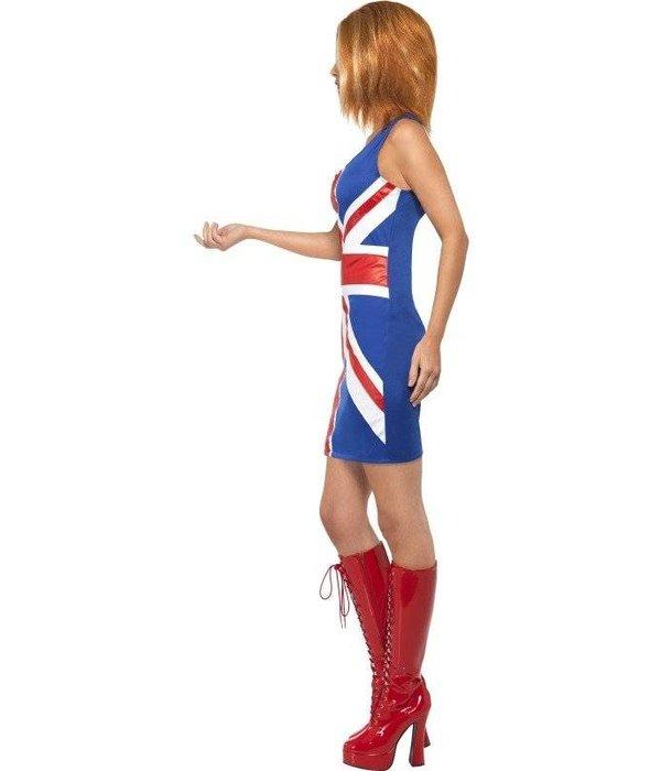 Ginger Spice girl jurk