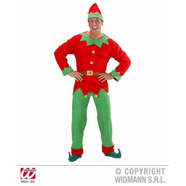 Elf kostuum man