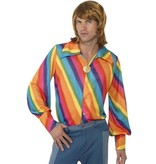 Rainbow 1970 blouse