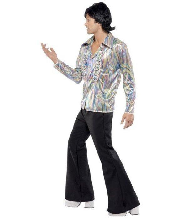 Jaren 70 retro kostuum man
