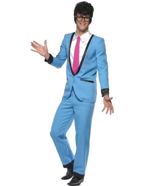 Magnifiek Teddy boy jaren 50 kostuum - Feestbazaar.nl &IC03