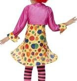 Clown Lady verkleedkostuum