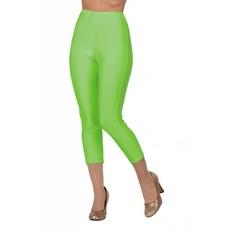 Legging neon groen