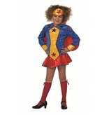 Wondergirl kleding kind