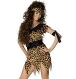 Prehistorisch kostuum dames