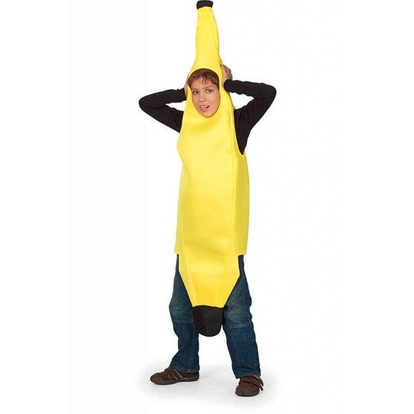 Bananen verkleedkleding kind