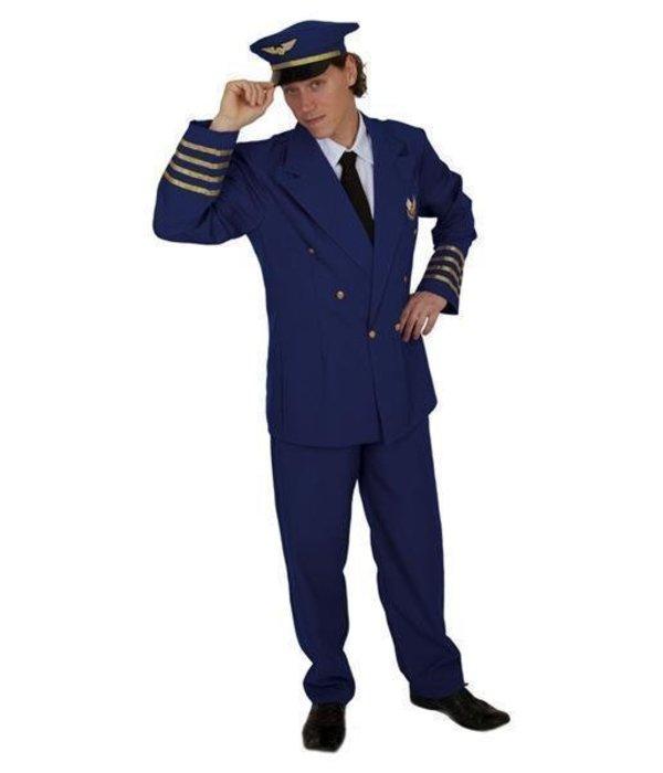 Pilotenkostuum man eco