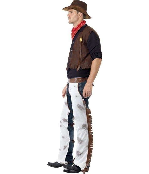 Cowboy verkleedkleding budget