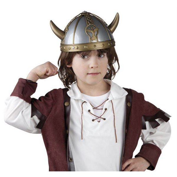 Viking helm kind Jord