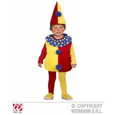 Opgevulde Clownspakje baby