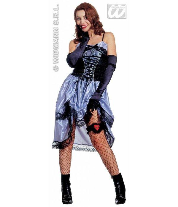 Saloon lady jurk