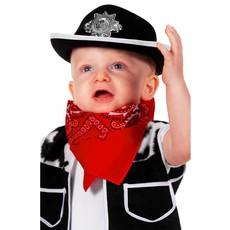 Cowboyhoed Sheriff klein