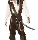 High Seas Piraten kostuum