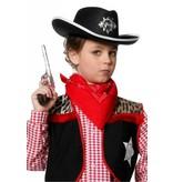 Cowboyhoed met ster kind