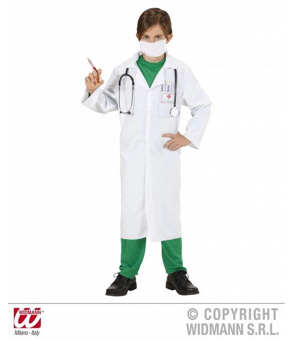 Dokterskostuum kind