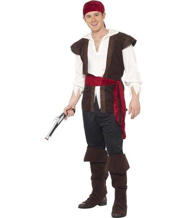 Piraat heren eco