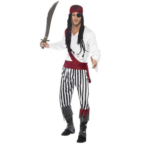 Piratenpak man