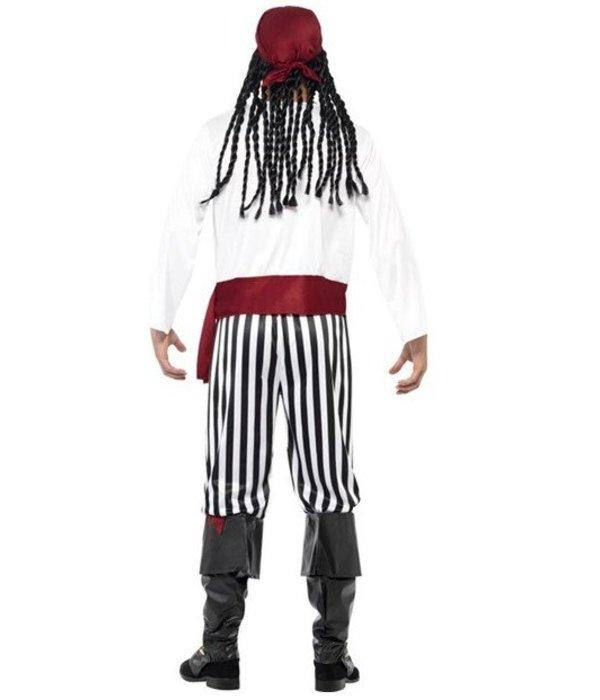 Piratenpak man