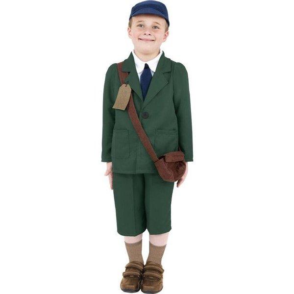 Wereldoorlog kostuum kind