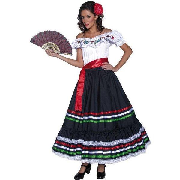 Sexy Western Senorita