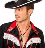 Cowboyhoed groot met kogels