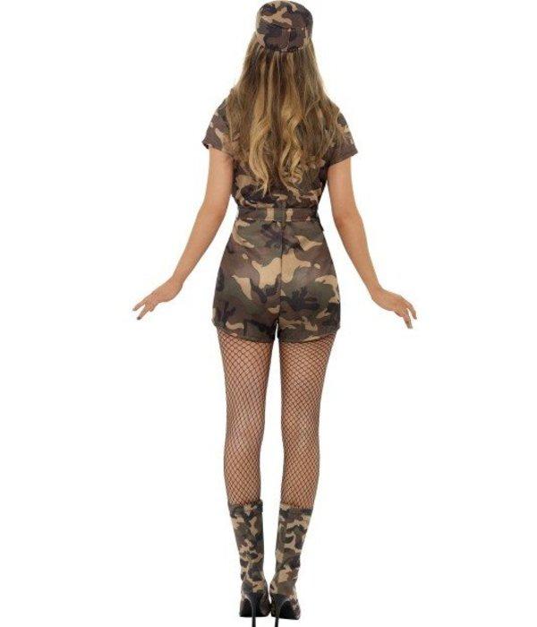 Sexy Army girl Leger pakje