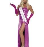 Miss World Travestiet kostuum