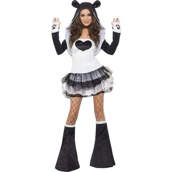Sexy fever Panda kostuum
