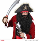 Opblaasbare piratenzwaard