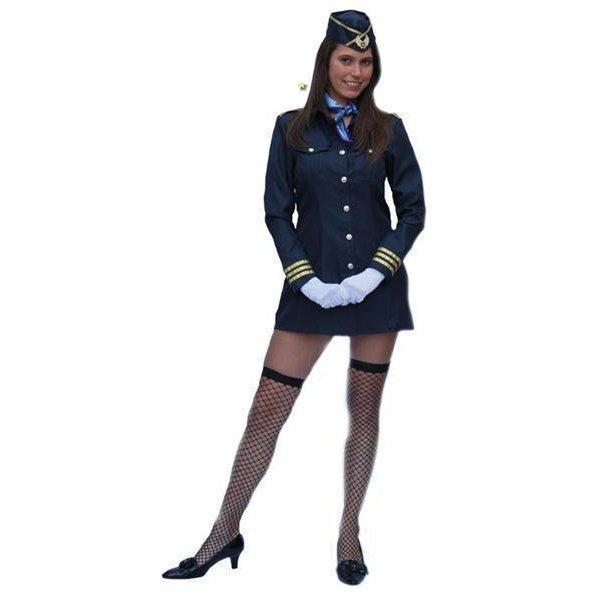 Air Hostess pakje 3-delig