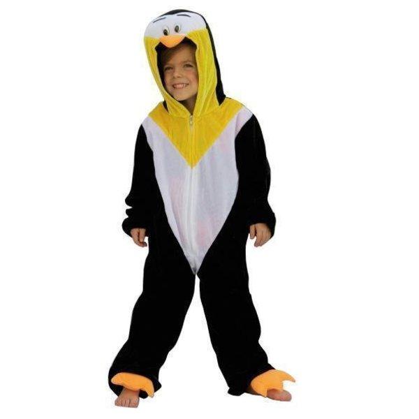 Pinguin kostuum pluche