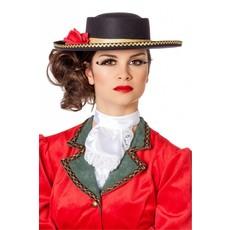 Spaanse hoed met bloem