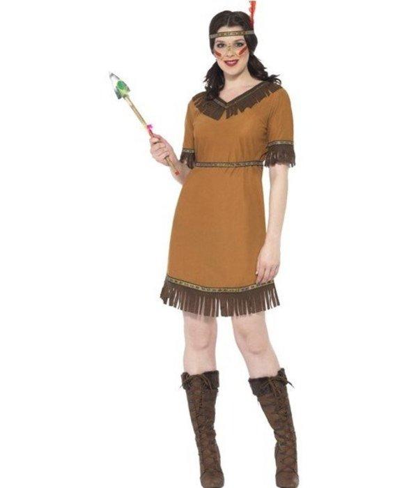 Indian Maiden kostuum vrouw