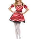 Fever Madame Mouse kostuum