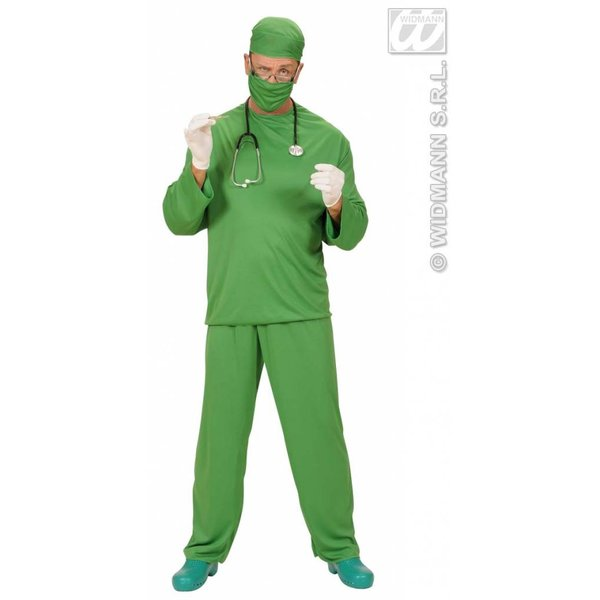 Chirurg carnavalspak