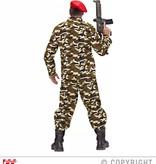 Rambo Soldaat kostuum