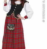 Schotse vrouw lang