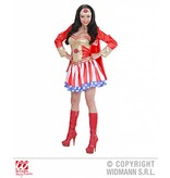 Super Hero dames outfit