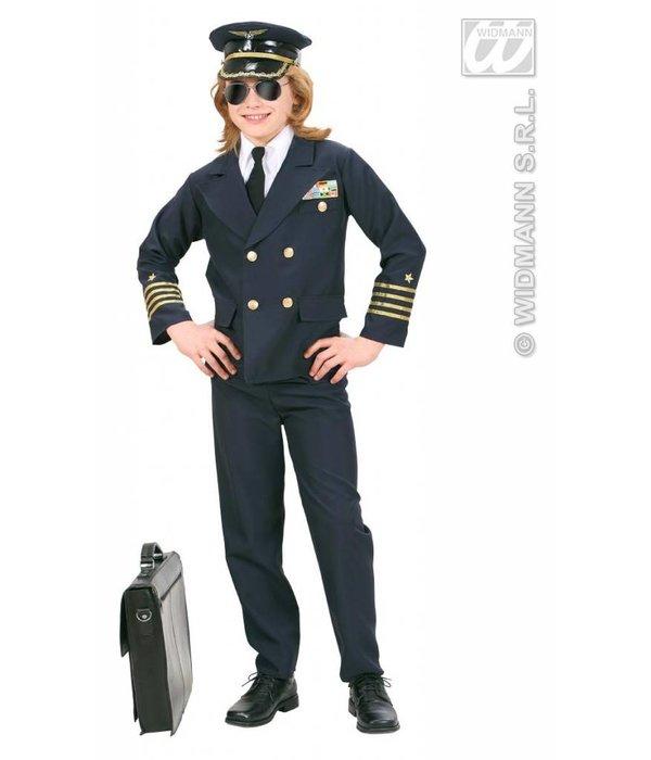 Piloot kostuum kind