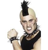 Punk choker en polsband