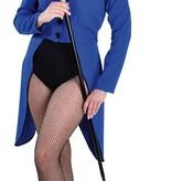 Slipjas blauw vrouw