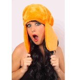 Oranje Funcap model bont