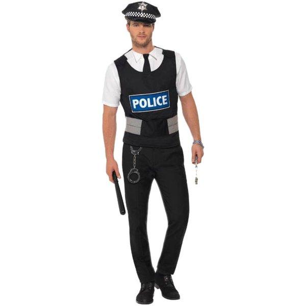 Engelse Politieman verkleedset