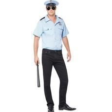 Politieman verkleedset
