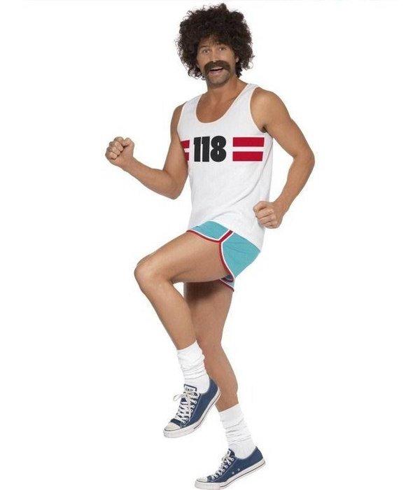 Hardloop kostuum man